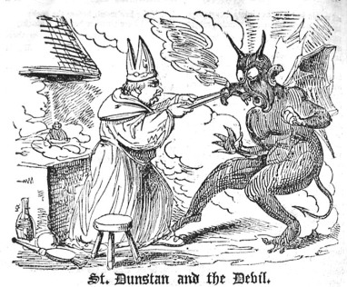 devil dunstan