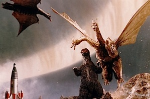 8. godzilla vs. monster zero
