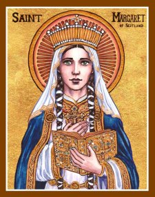 st__margaret_of_scotland_icon_by_theophilia-d5ueck2