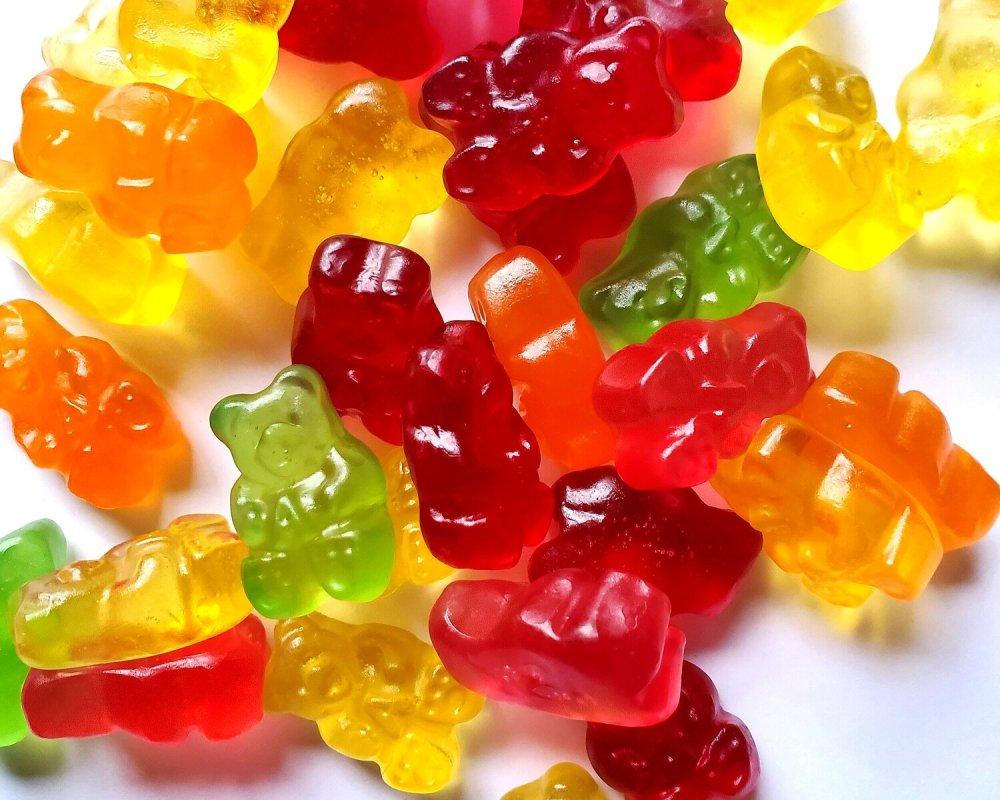 Gummi Bears | 5 Flavors | Albanese — Wakarusa Dime Store