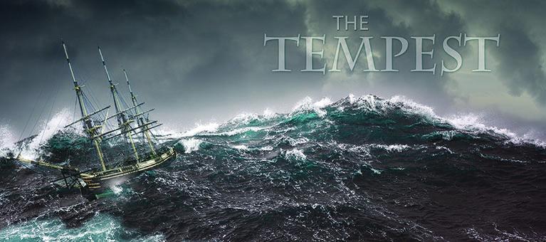English Literature : The Tempest
