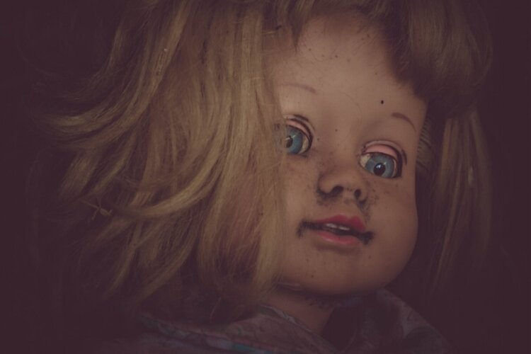 Baby Dolls That Will Give You The Frights — OK Whatever